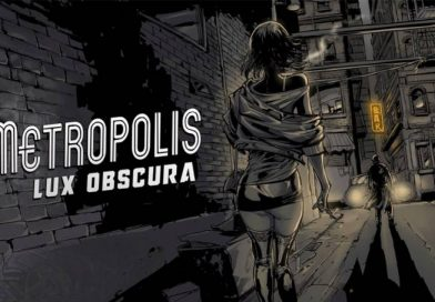 Metropolis: Lux Obscura Arrives On PS Vita, PS4, Switch & Xbox One On April 4, 2018