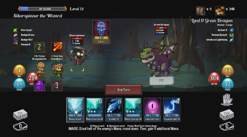 Monster Slayers PS Vita PS4