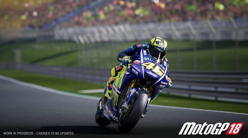 MotoGP 18 Heading To Nintendo Switch | Handheld Players