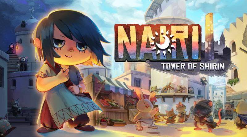 Nairi: Tower of Shirin Nintendo Switch