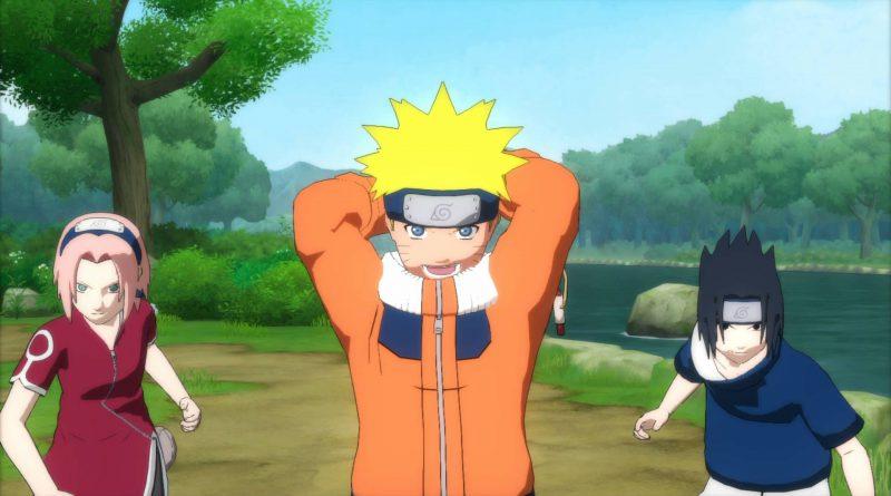 Naruto Shippuden: Ultimate Ninja Storm Trilogy Nintendo Switch