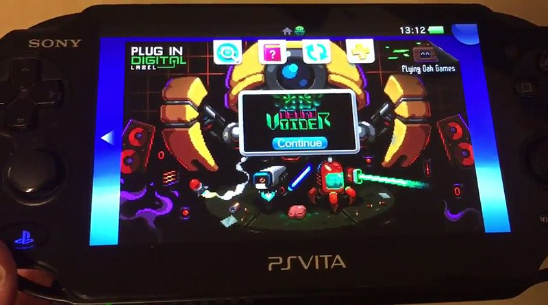 NeuroVoider PS Vita