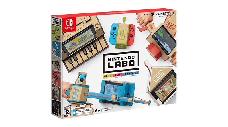 Nintendo Labo Toy-Con 01 Variety Kit Nintendo Switch