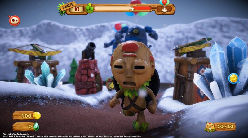 PixelJunk Monsters 2 Nintendo Switch PS4