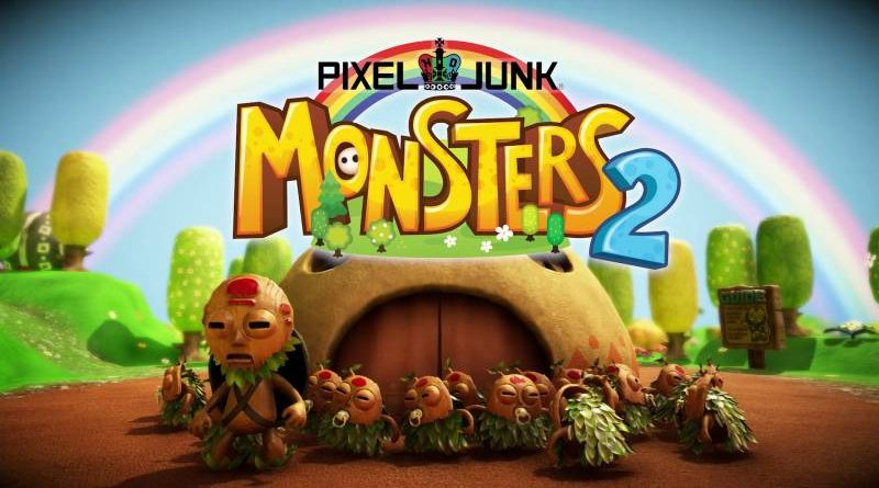 PixelJunk Monsters 2 Coming To Nintendo Switch & PS4 On May 25, 2018
