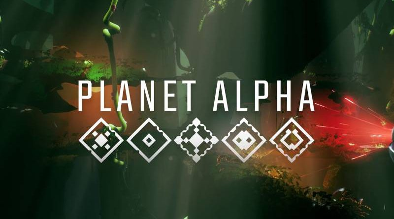 Planet Alpha Nintendo Switch