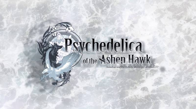 Psychedelica of the Ashen Hawk PS Vita