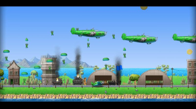 Rogue Aces PS Vita PS4 Nintendo Switch