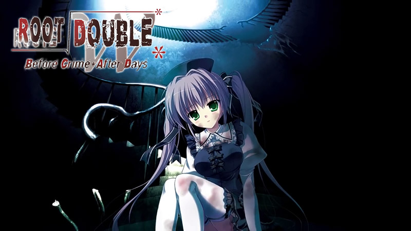 Root Double: Before Crime After Days Xtend Edition PS Vita