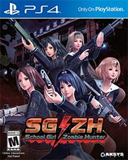 SG/ZH: School Girl Zombie Hunter PS4