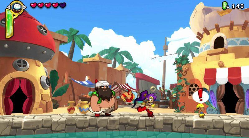 Shantae: Half-Genie Hero Nintendo Switch PS4