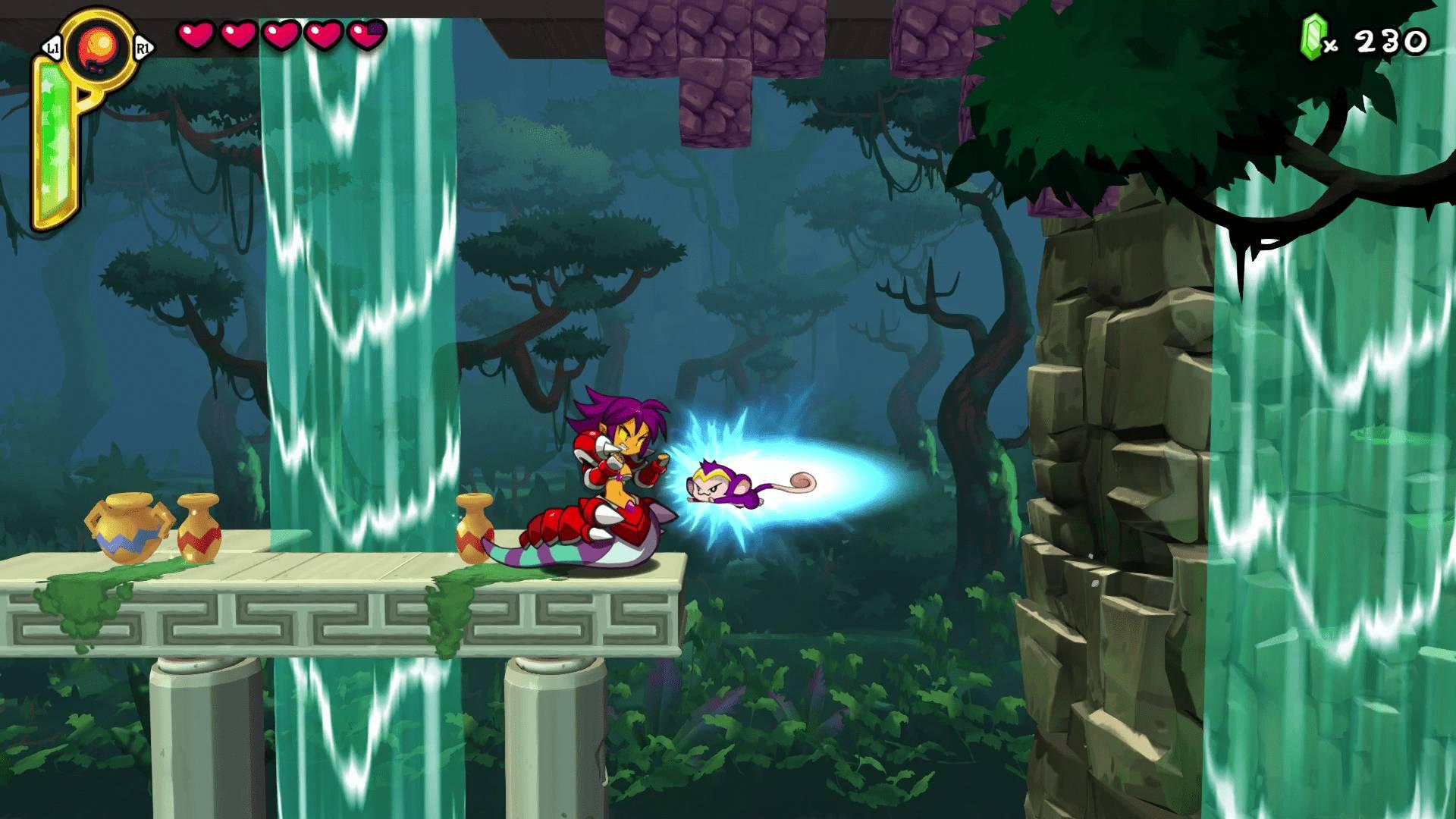 Shantae: Half-Genie Hero Ultimate Edition Sets Sail For