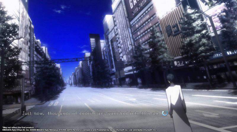 Steins;Gate Elite Nintendo Switch PS4