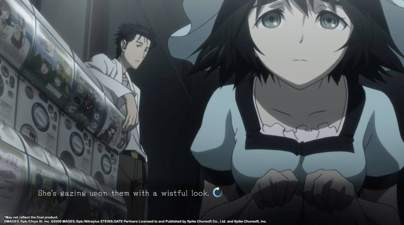 Steins;Gate Elite Nintendo Switch PS4