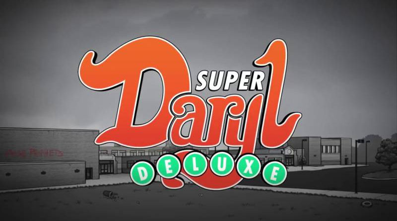 Super Daryl Deluxe Nintendo Switch
