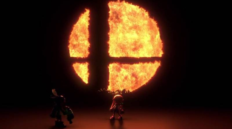 Super Smash Bros. Nintendo Switch