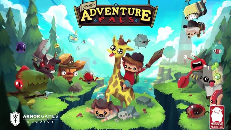 The Adventure Pals Nintendo Switch