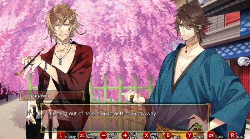 The Men of Yoshiwara: Ohgiya Nintendo Switch