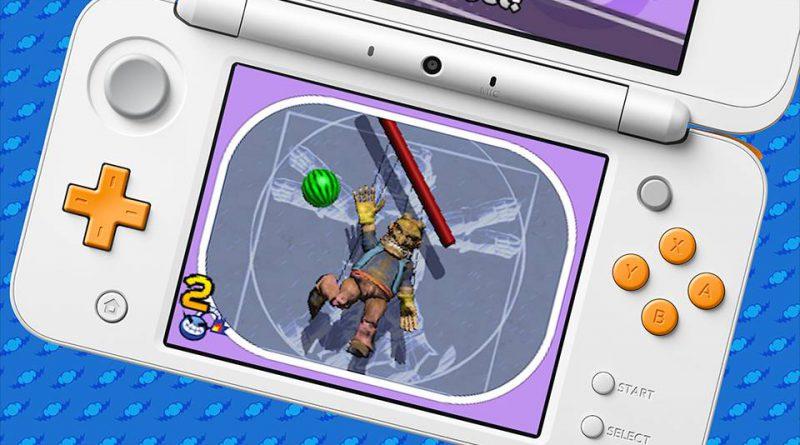 WarioWare Gold Nintendo 3DS