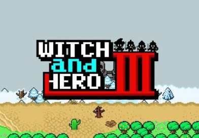 Witch and Hero 3 Arrives On Nintendo 3DS In Europe On March 15, 2018, In North America Soon
