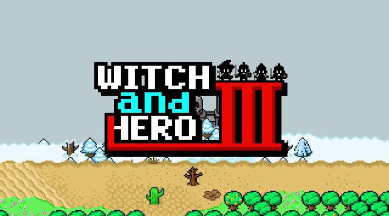 Witch and Hero 3 Nintendo 3DS