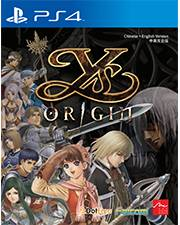 Ys Origin (Multi Language) PS4