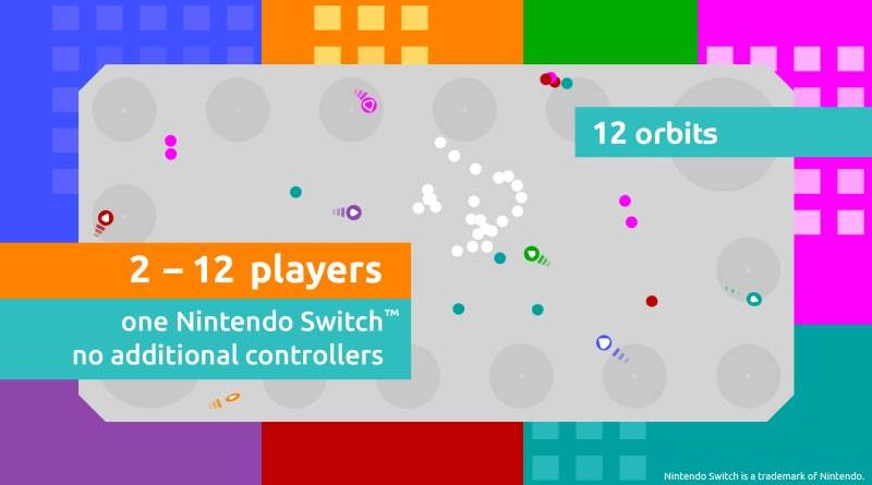 12 orbits Nintendo Switch