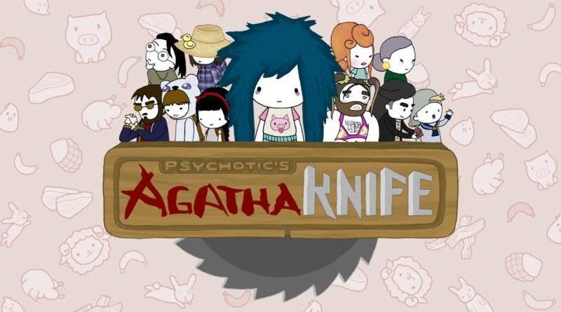 Agatha Knife Nintendo Switch