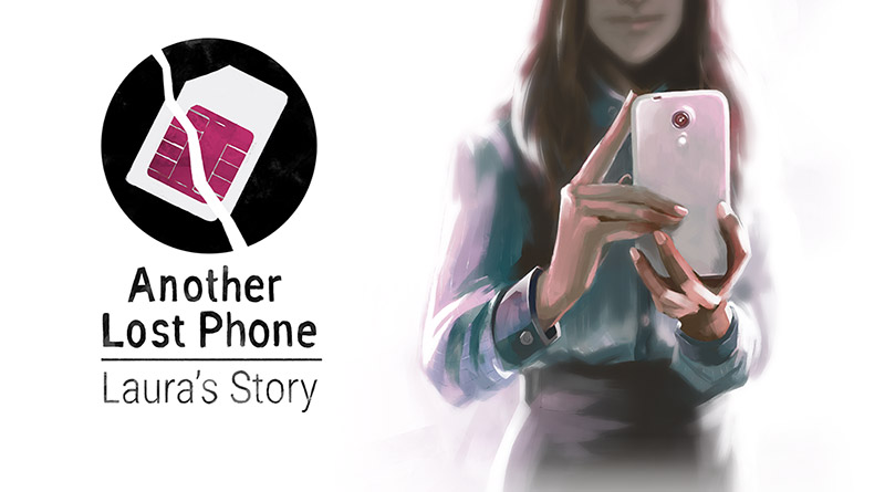 Another Lost Phone: Laura's Story Nintendo Switch