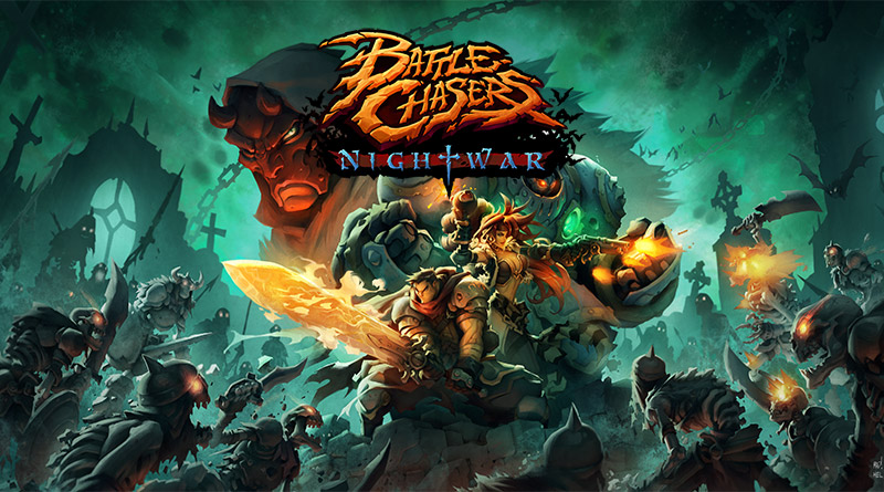 Battle Chasers: Nightwar Nintendo Switch