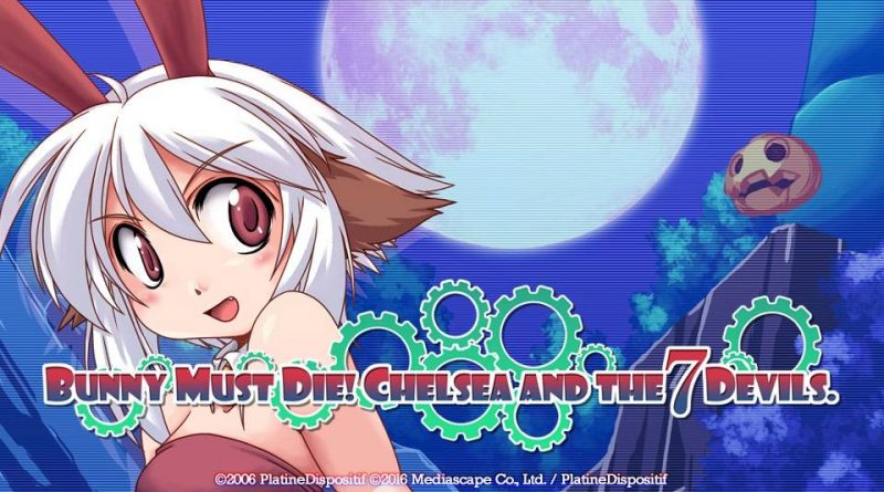 Bunny Must Die! Chelsea and the 7 Devils PS Vita PS4