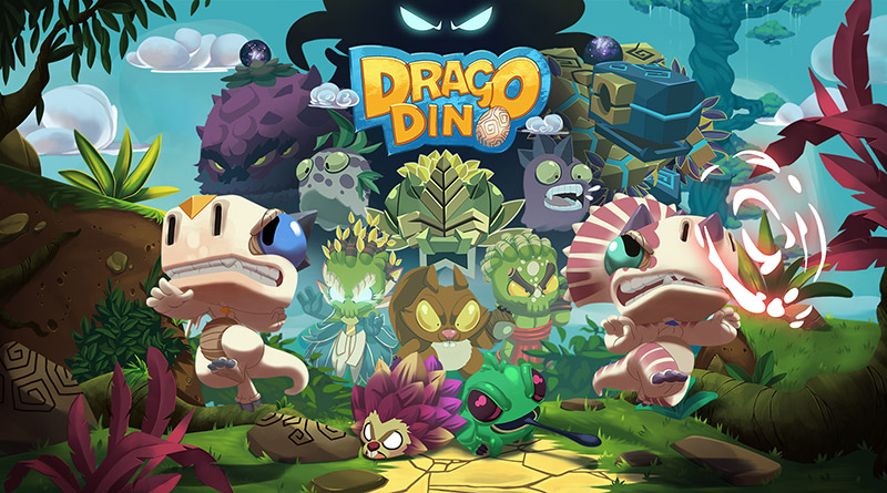 DragoDino Nintendo Switch XBox One