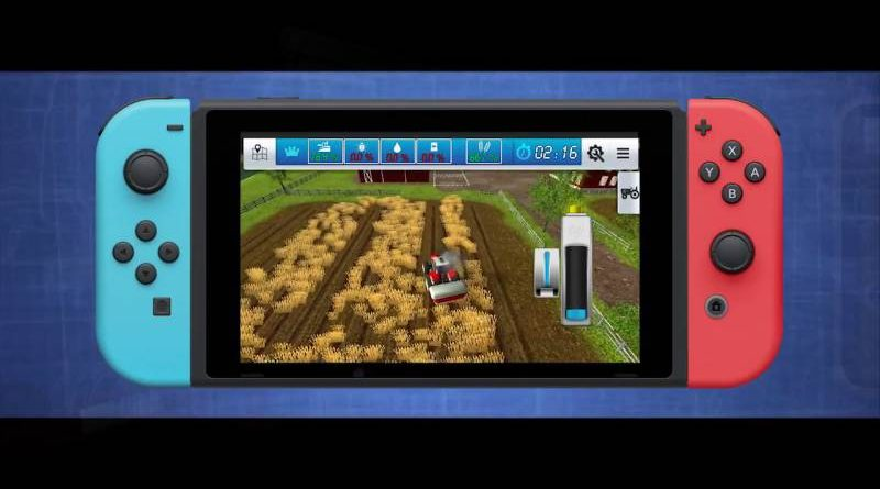 Farm Expert 2018 Nintendo Switch