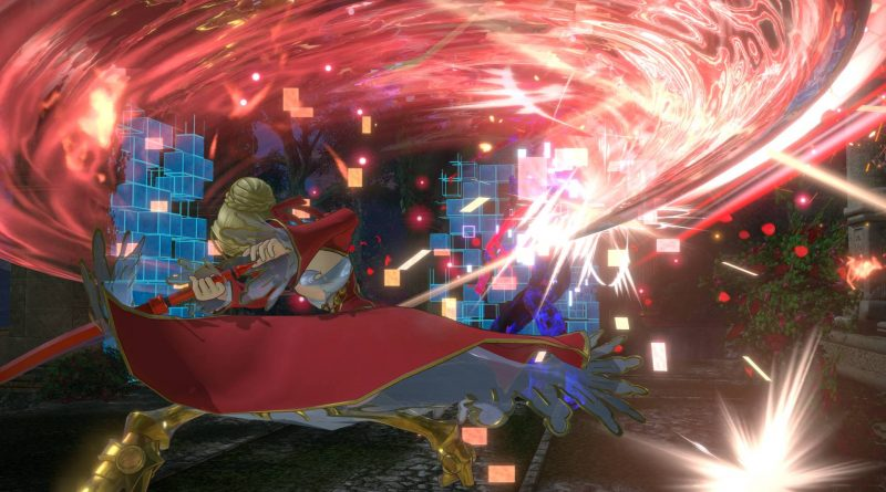 Fate/Extella Link PS Vita PS4