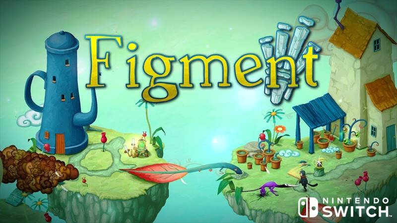 Figment Nintendo Switch