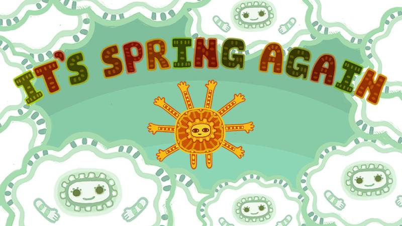It's Spring Again Nintendo Switch
