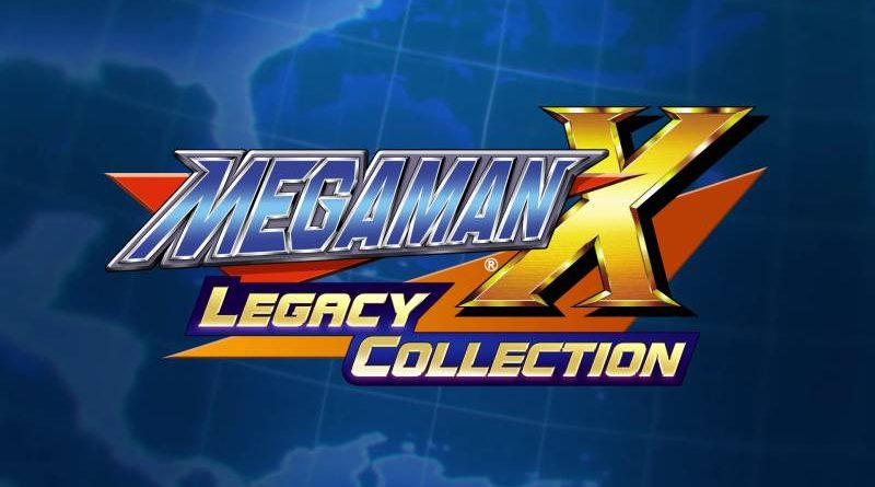 Mega Man X Legacy Collection 1 + 2 Nintendo Switch