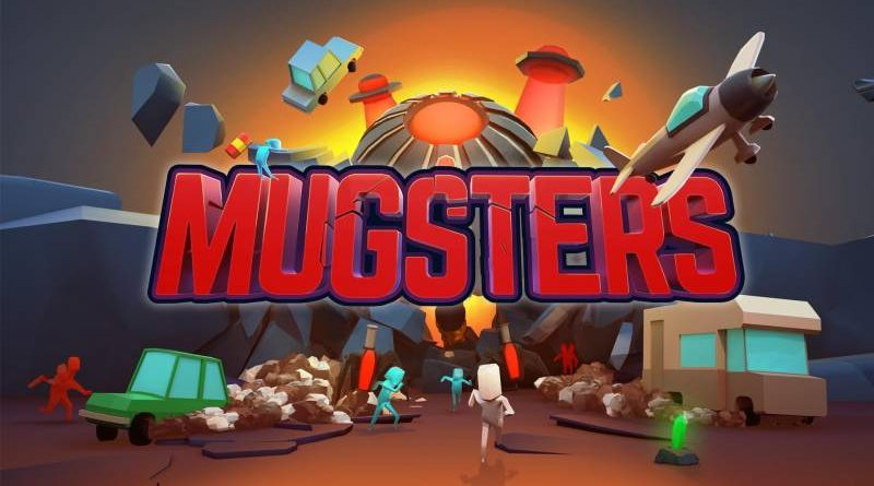 Mugsters Nintendo Switch