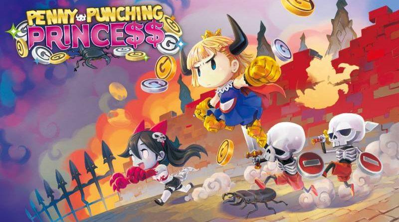 Penny-Punching Princess PS Vita