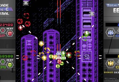 Quad Fighter K Launches On Nintendo Switch On May 31, 2018