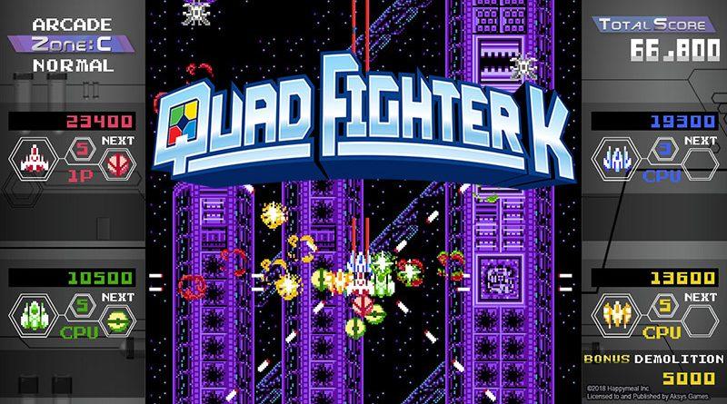 Quad Fighter K Nintendo Switch