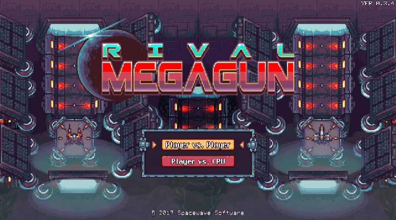 Rival Megagun Nintendo Switch
