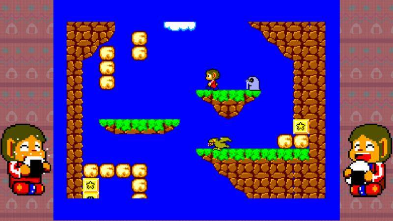 Sega Ages Nintendo Switch