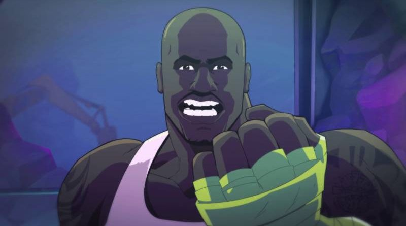 Shaq Fu: A Legend Reborn Nintendo Switch