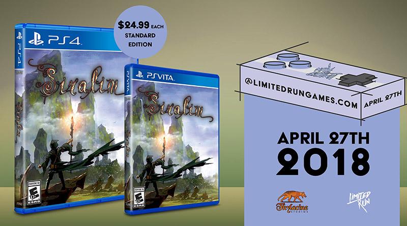 Siralim PS Vita PS4
