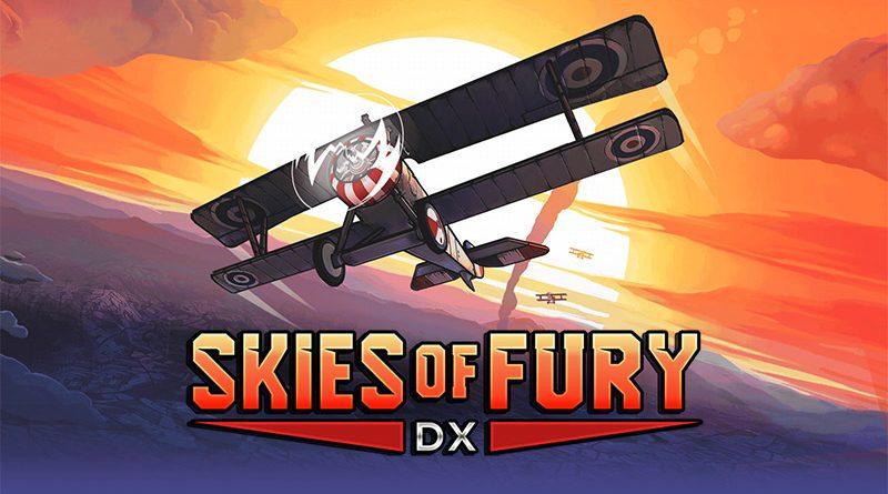 Skies of Fury DX Nintendo Switch