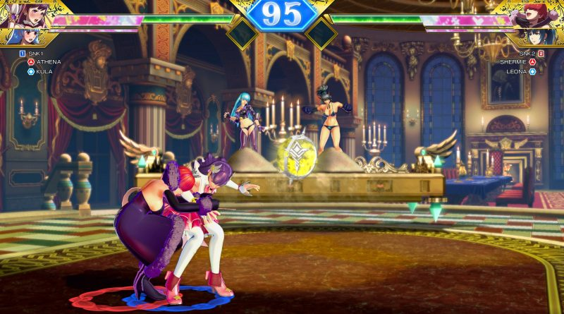 SNK Heroines: Tag Team Frenzy Nintendo Switch PS4