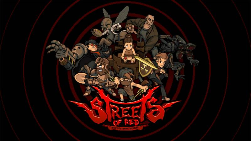 Streets of Red: Devil's Dare Deluxe Nintendo Switch