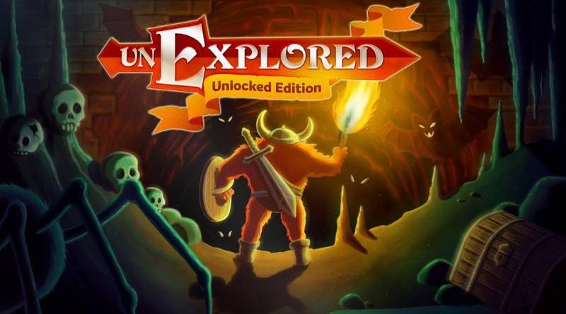 Unexplored: Unlocked Edition Coming To Nintendo Switch In Spring 2018