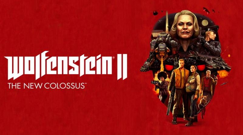 Wolfenstein II: The New Colossus Nintendo Switch